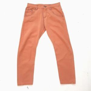 Carhartt WIP Soft Orange Jeans
